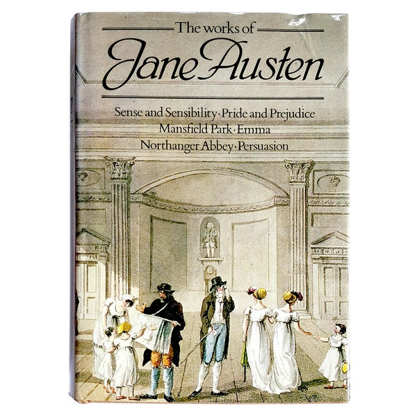 Image of The Works of Jane Austen