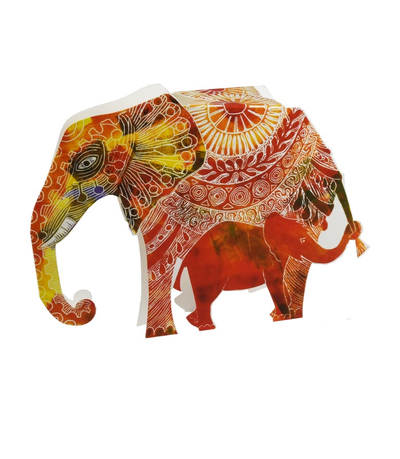Image of Elephant 3D