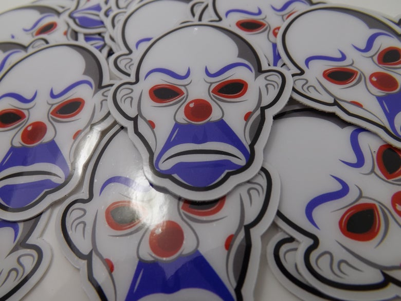 Image of Thug Life 'Joker' Sticker