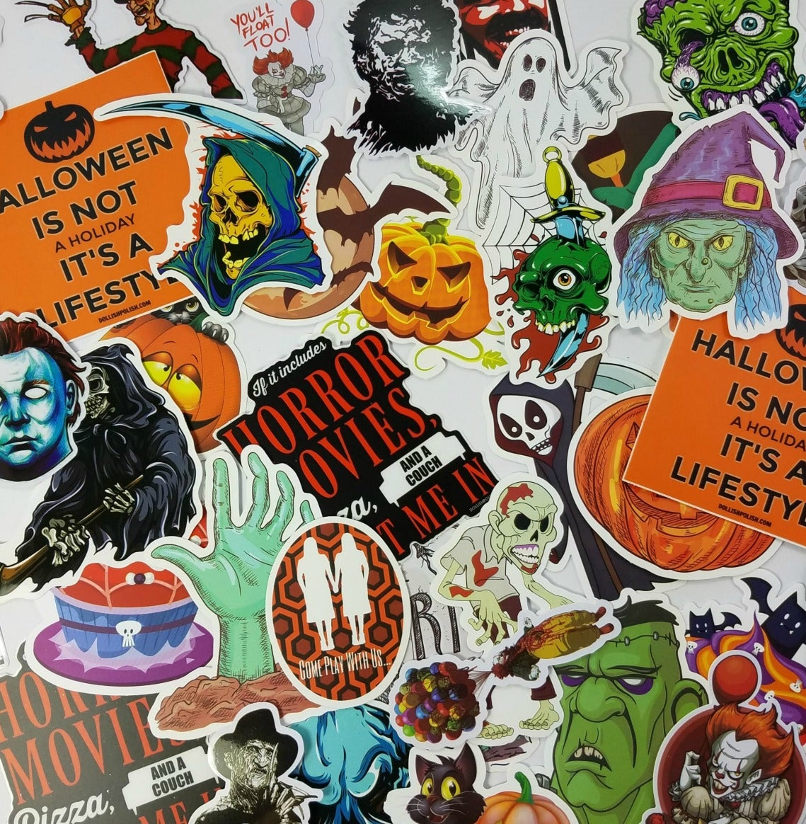 Image of EXPRESS YO'SELF! - STICKER PACKS!