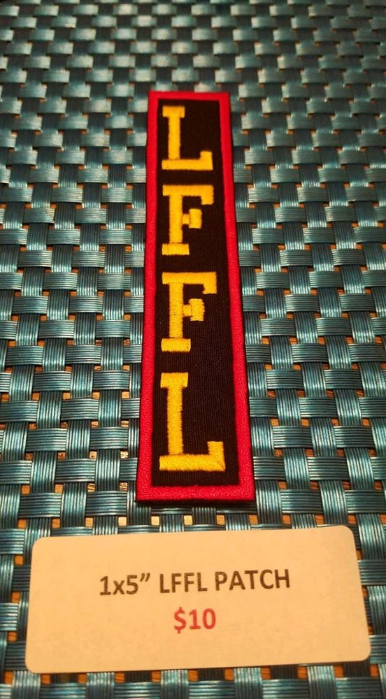 Image of LFFL Patch (Vertical)