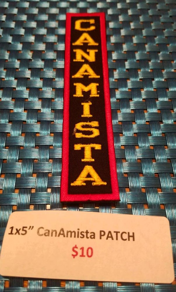 Image of Canamista Patch (Vertical)