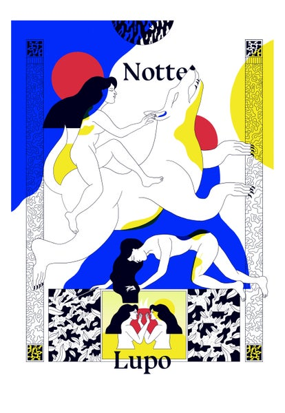 Image of Notte / Lupo