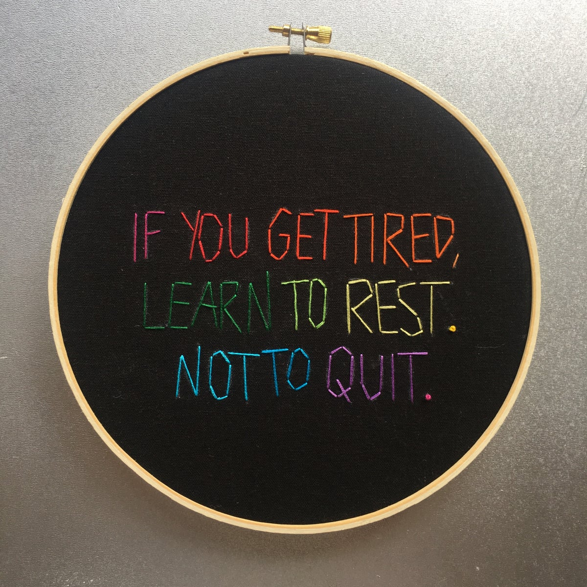 Image of Learn to rest
