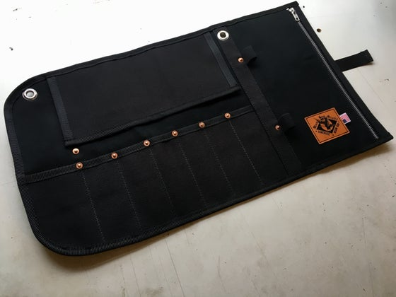Image of Heavy Canvas Tool Roll
