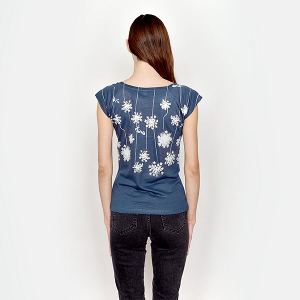 Image of DenimPompom Bamboo T