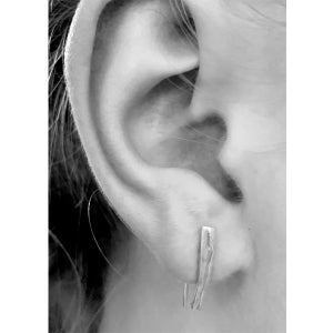 Image of Bar earrings