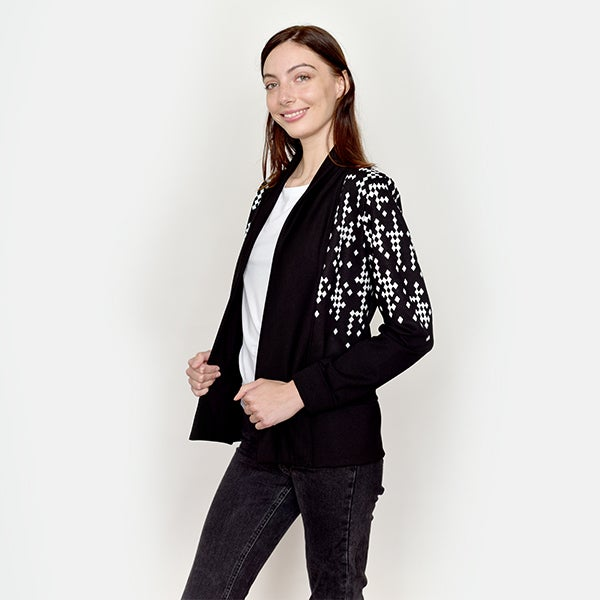 Image of BlackDiamond Cardigan