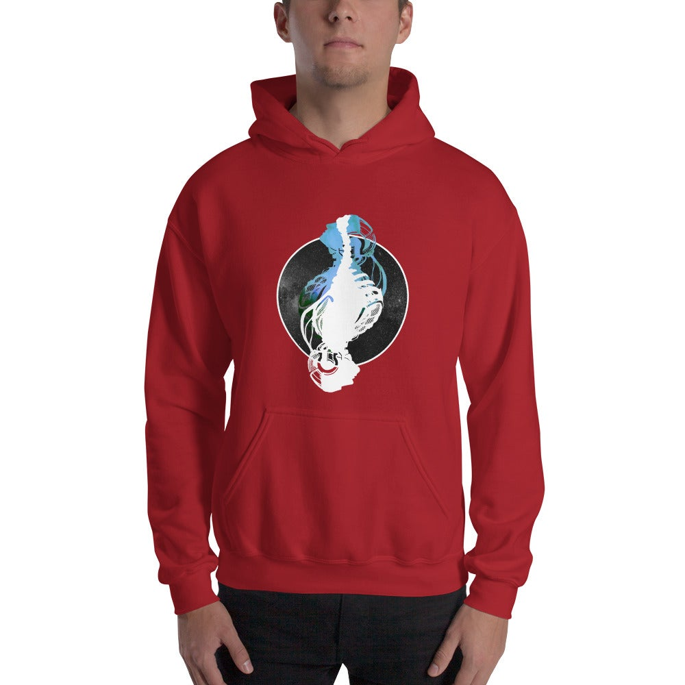Image of Omega District - Cyber Gaia Hoodie - Unisex