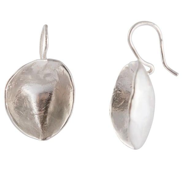 Image of Petal handmade earrings