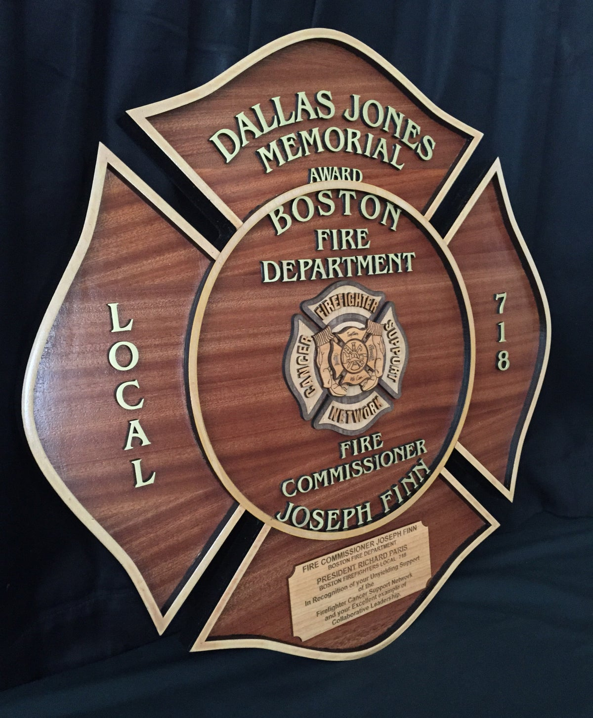 Image of Custom Plaques