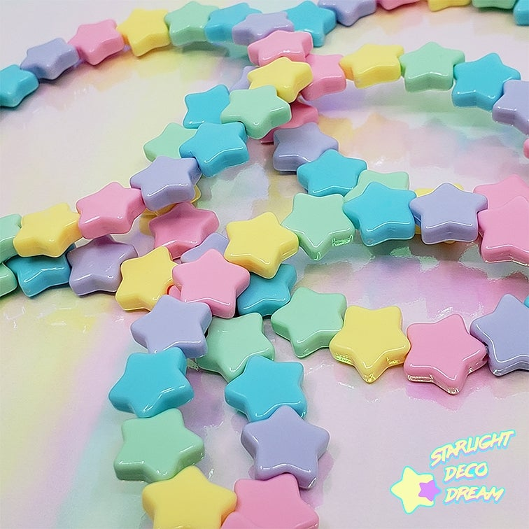 Image of Rainbow Star Bracelet