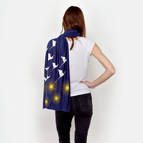 Image of StarburstScarf