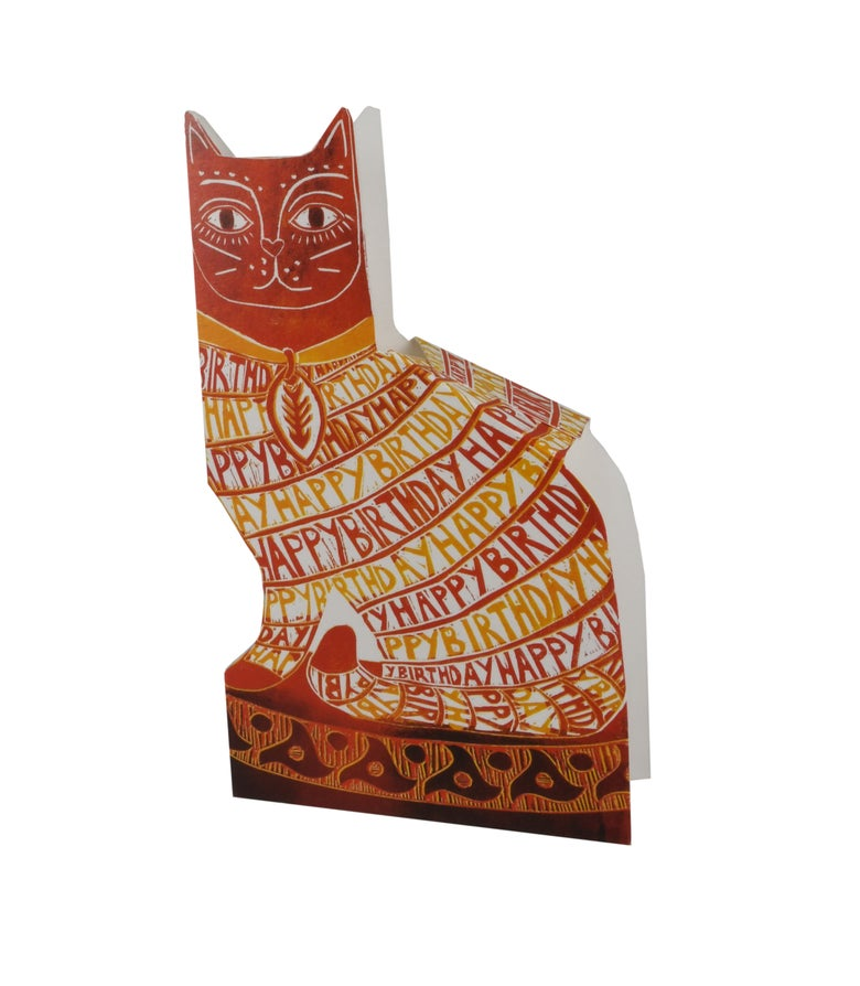 Image of Happy Birthday Cat