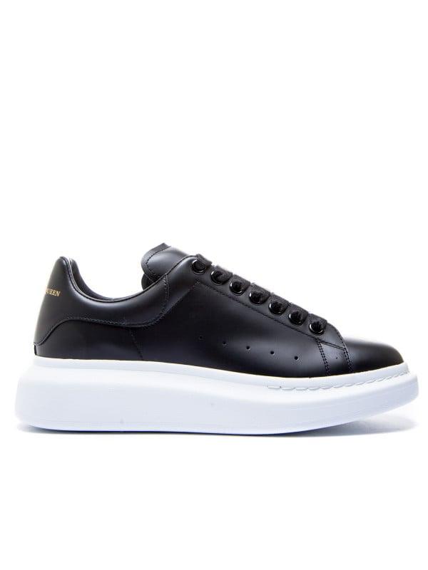 Alexander McQueen Oversized Sneaker 'Black' 2019