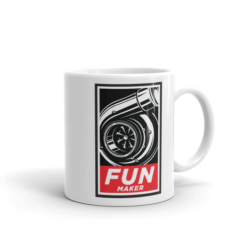 Image of 11 0z. Fun Maker Coffee Mug