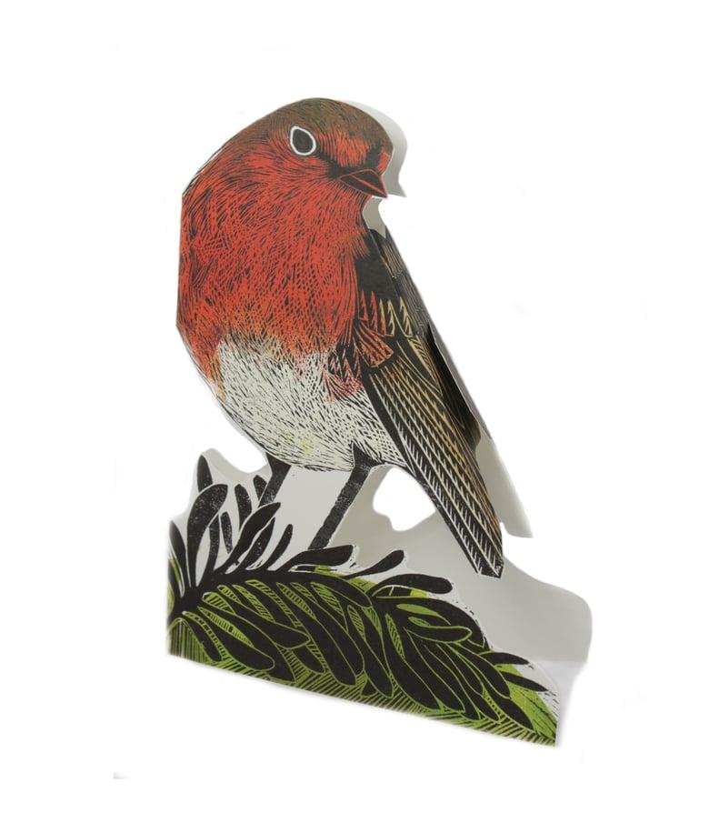 Image of Garden Robin 3D