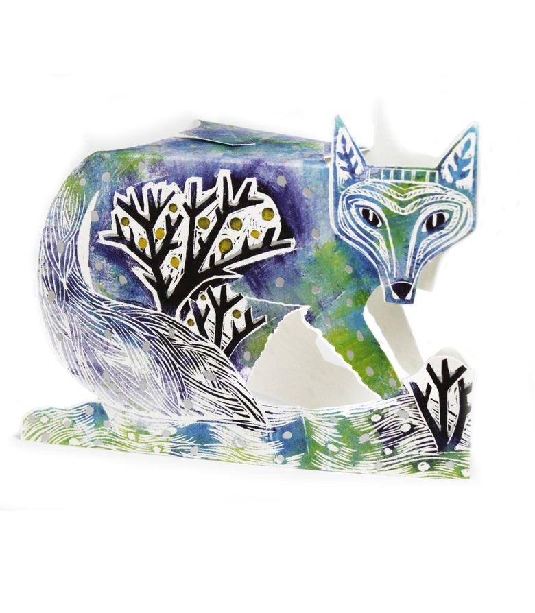 Image of Winter Fox Foil 3D