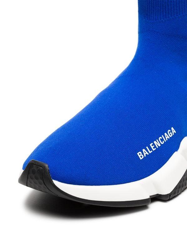Balenciaga Speed Trainer 'Blue'