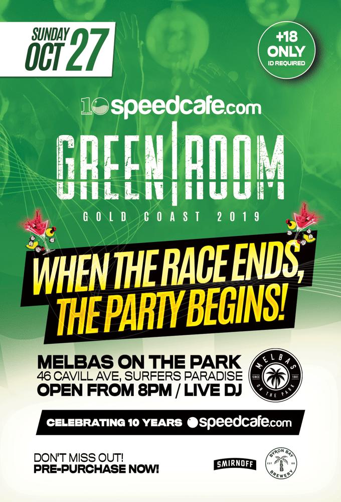 Image of 2019 Speedcafe.com Gold Coast Greenroom