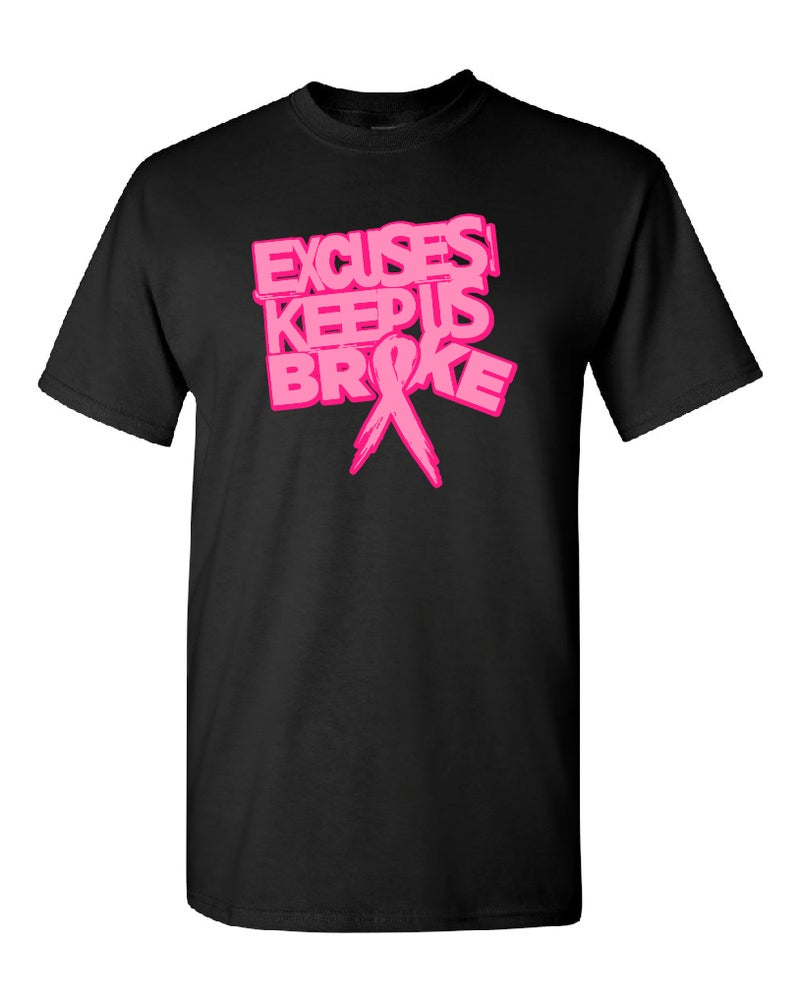 Image of Cancer Excuses  Tee