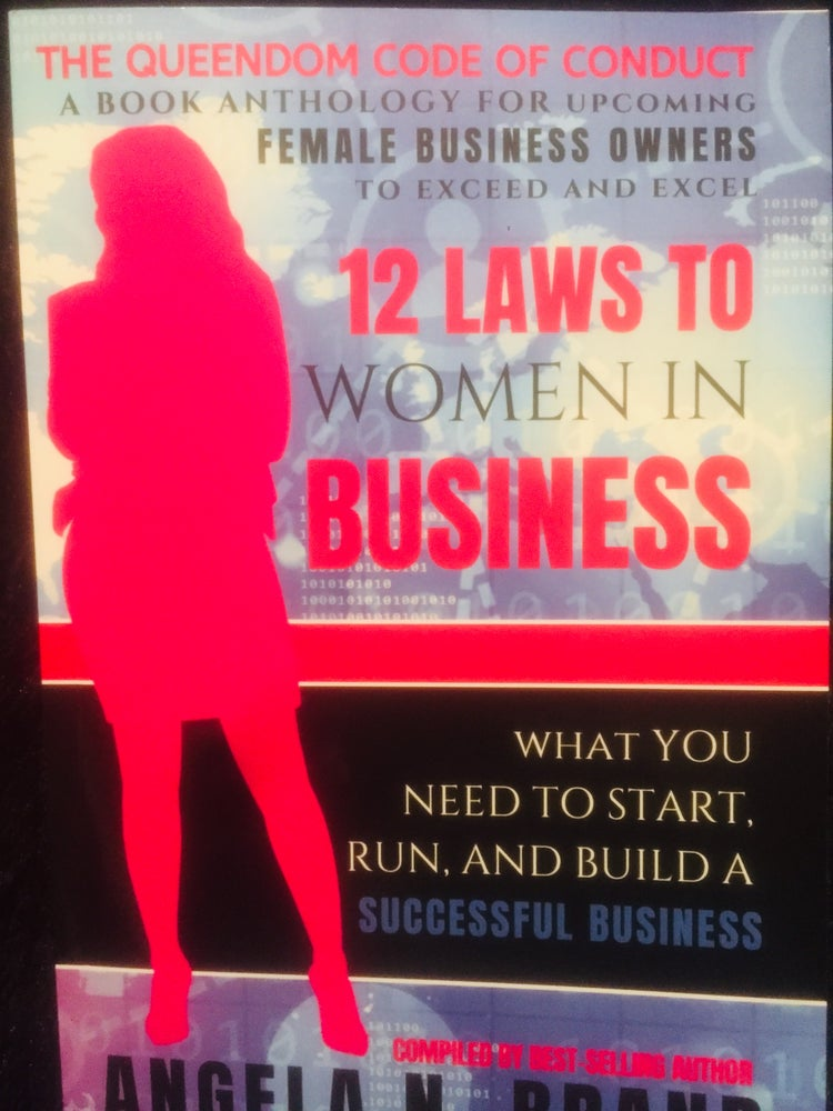 Image of 12 Laws To Women In Business