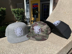 """Leave Your Mark """"Ish"""" Snap Back Hat"""