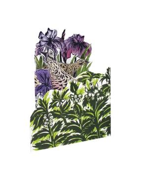 Image of Corncrake Tri-fold