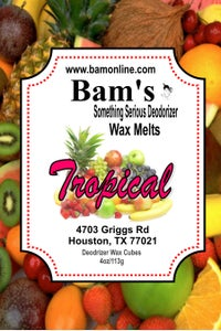 Image of Tropical Wax Melts