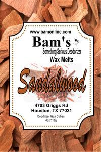 Image of Sandalwood Wax Melts