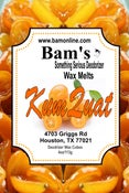 Image of Kumquat Wax Melts