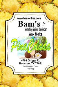 Image of Pina Colada Wax Melts