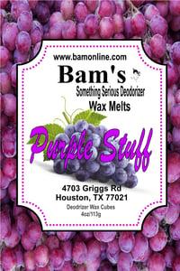 Image of Purple Stuff Wax Melts
