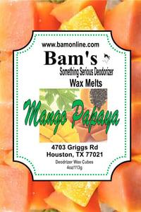 Image of Mango Papaya Wax Melts