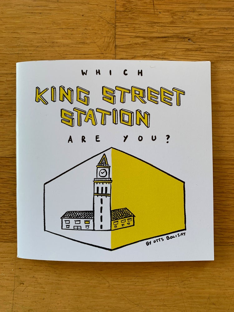Image of Which King Street Station Are You?