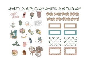 Image of That's Life Sticker Kit