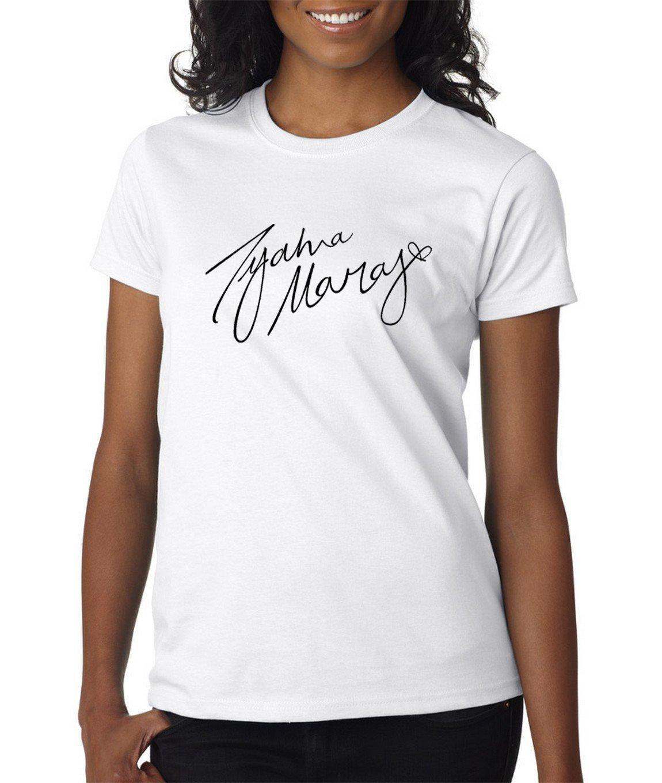 Image of Womens Tyahna Signature Black