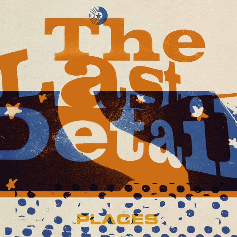 "Image of THE LAST DETAIL - Places (7"" Clear Vinyl w/MP3s) - Limited to 300 Copies"