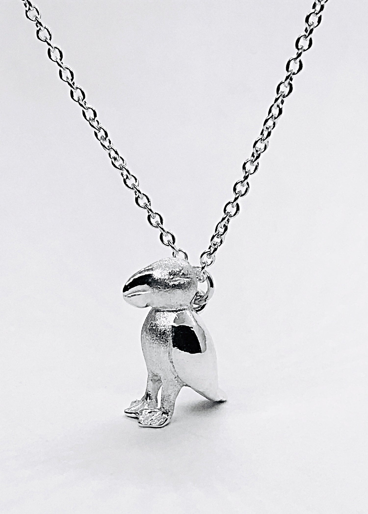Image of Puffin pendant