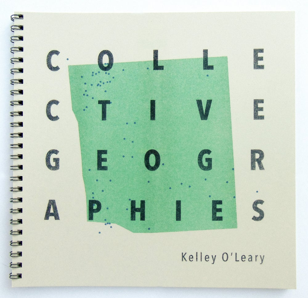 Image of Collective Geographies Book