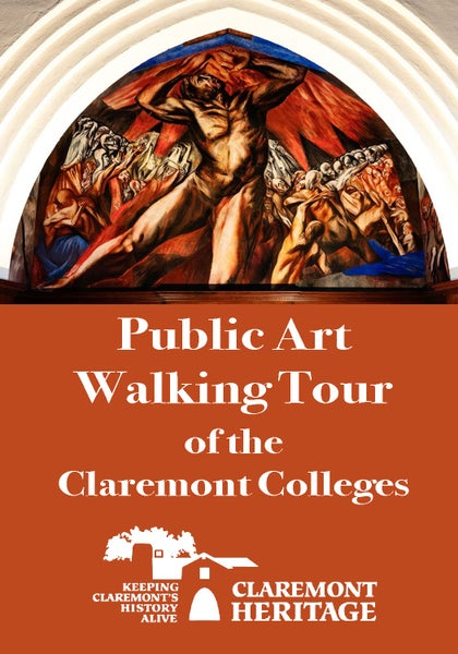 Image of Public Art Walking Tour of the Claremont Colleges