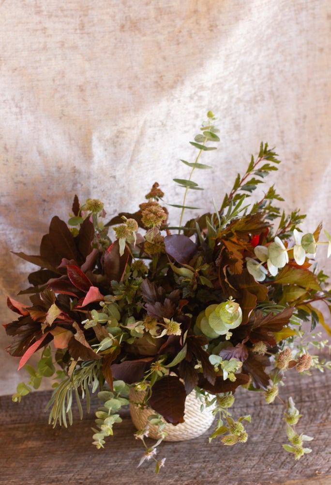 Image of Floral Fundamentals :: FOLIAGE FIRST