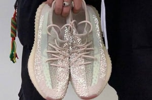 """Image of YEEZY BOOST 350 V2 """"CITRIN REFLECTIVE"""""""