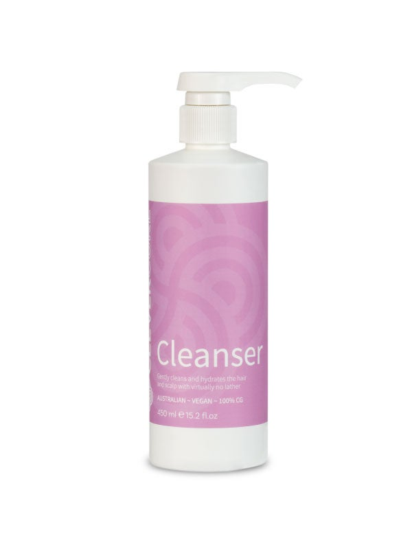Image of Clever Curl Cleanser