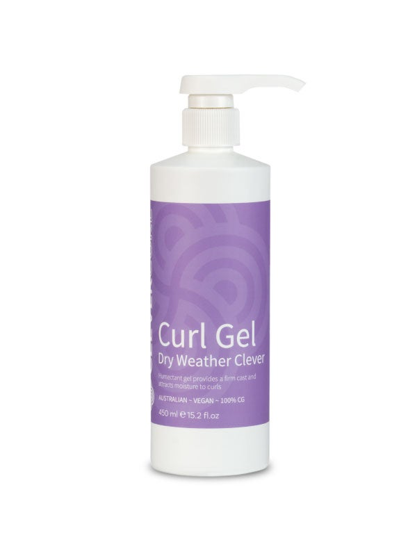 Image of Clever Curl Gel Dry Weather