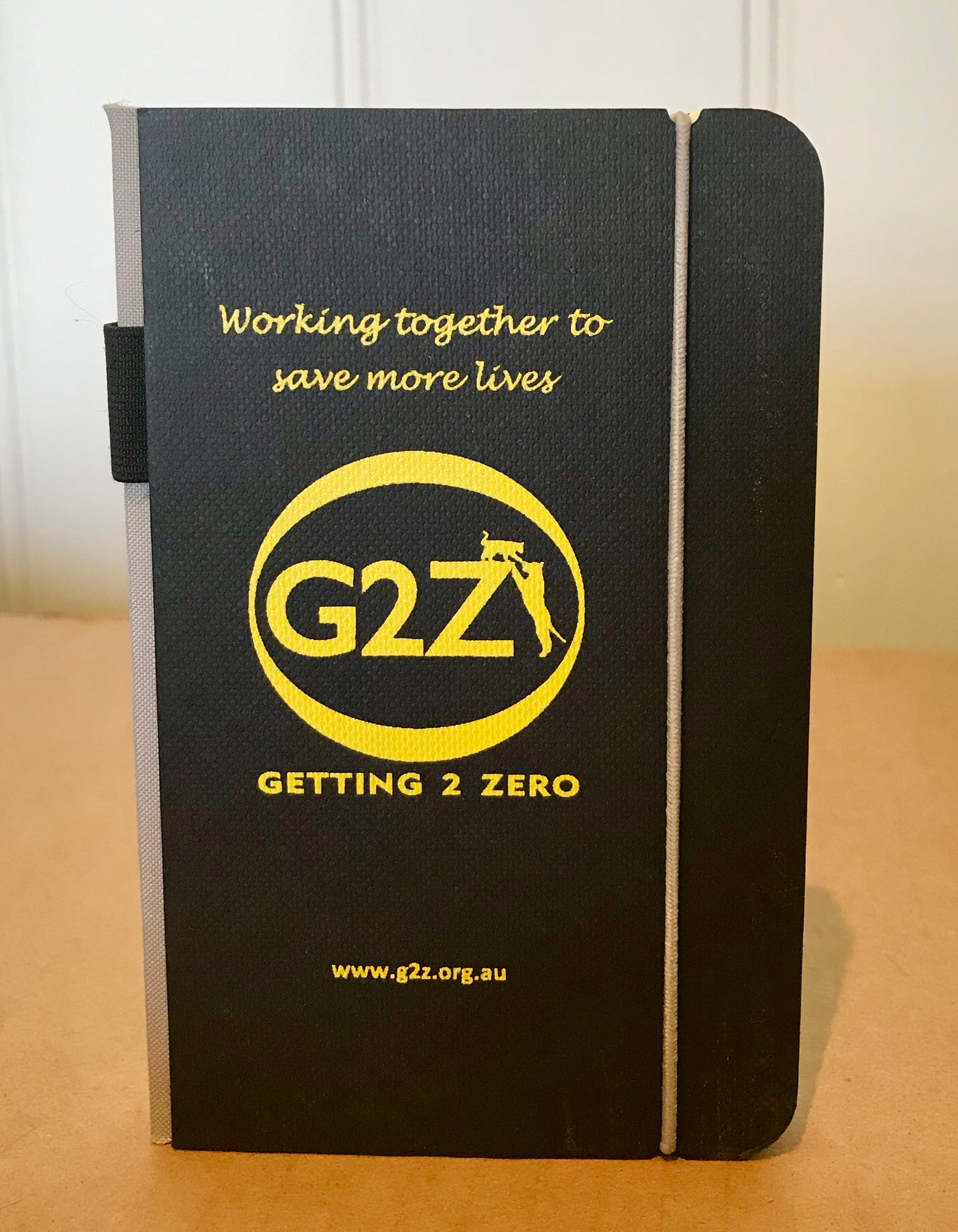 Image of G2Z notebook