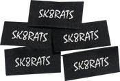 Image of SK8RATS Patches (5 PacK)