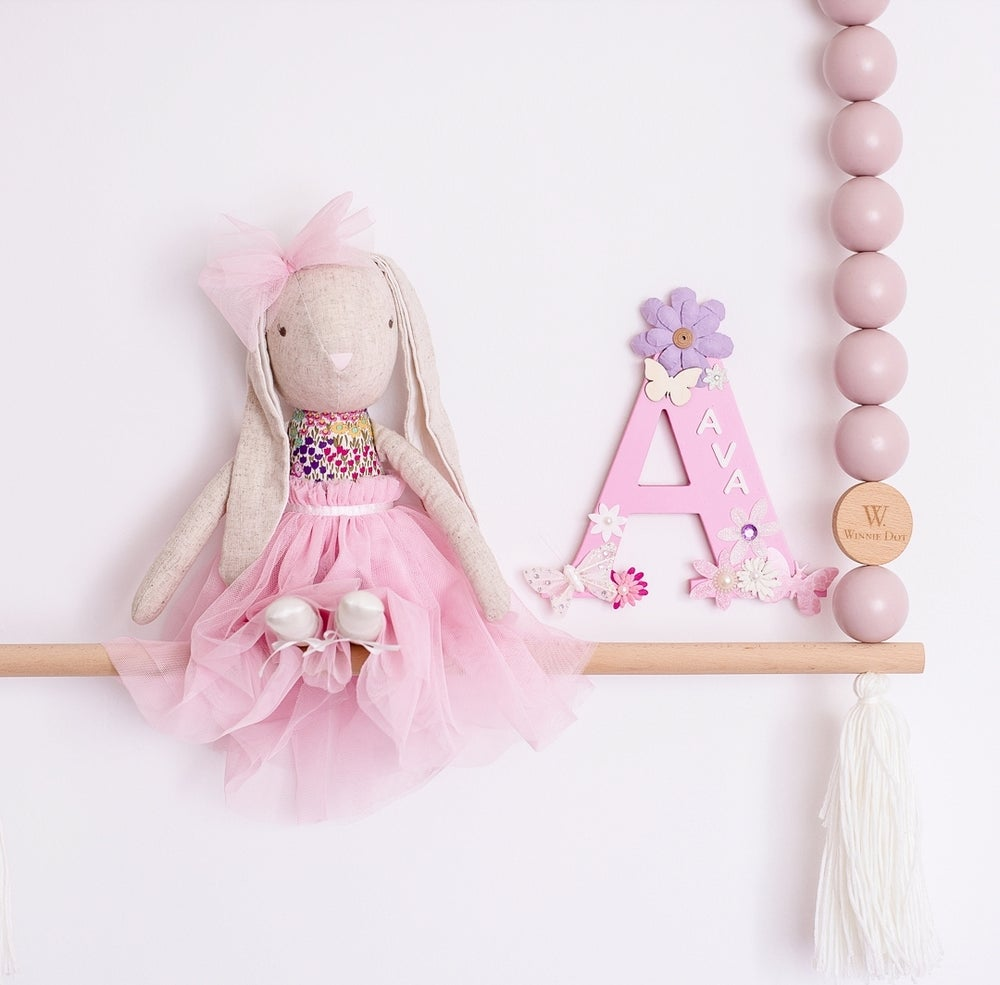 Image of Girls SPARKLE Personalised letters