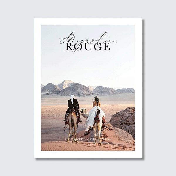 Image of Magnolia Rouge Weddings Issue 20