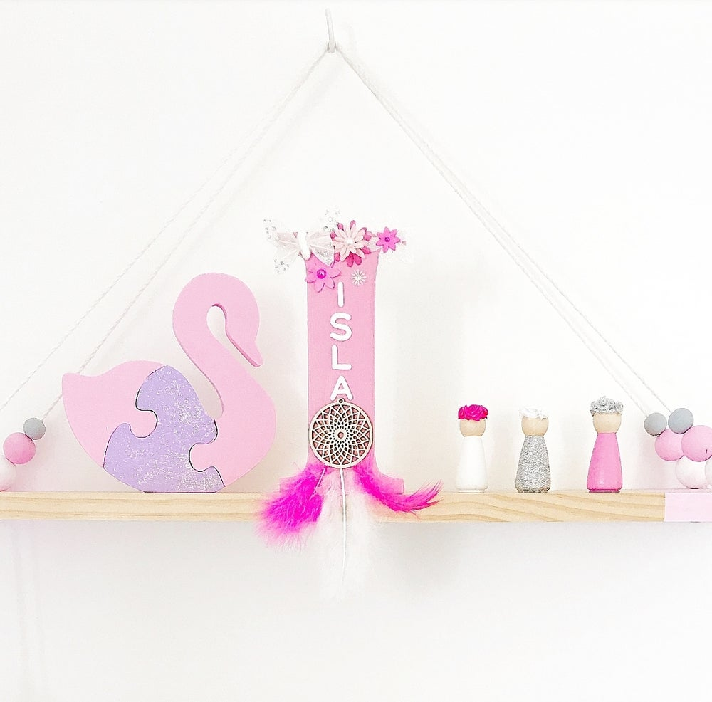 Image of Girls BOHO Personalised letters